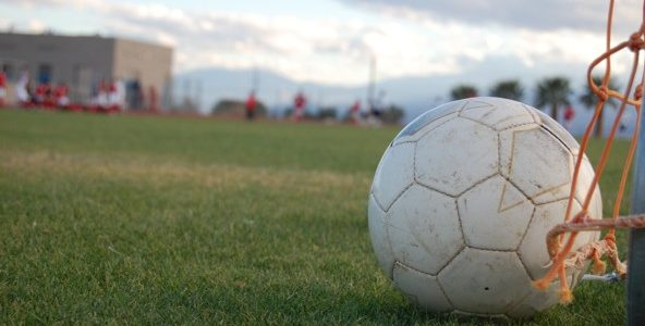 Fodboldgolf er en sjov blanding af golf og fodbold